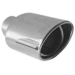 Końcówka rury wydechu tłumika R9 100x80 L-180 OWAL