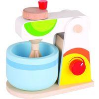 Sklepy i kasy dla dzieci, Kolorowy mikser z miską Goki