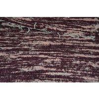 Chodniki, Chodnik bawełniany ręcznie tkany, wiśniowo-różowy 65x120