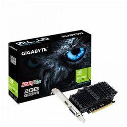 GIGABYTE GT710 2GB DDR5 64BIT DVI/HDMI LP GV-N710D5SL-2GL >> PROMOCJE - NEORATY - SZYBKA WYSYŁKA - DARMOWY TRANSPORT OD 99 ZŁ!