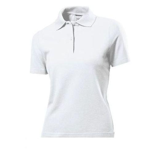 Kombinezony i spodnie robocze, Koszulka polo damska bawełniana Stedman różne kolory SST3100 BURGUNDOWY XL