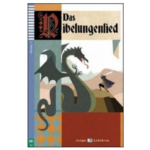 Książki do nauki języka, Junge ELI Lekturen - Das Nibelungenlied + CD Audio (opr. miękka)
