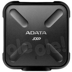 """Dysk zewnętrzny ADATA SD700 2.5"""" 1TB (ASD700-1TU3-CBK) Darmowy odbiór w 21 miastach!"""