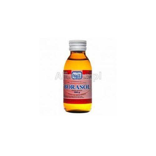 Środki dezyfekujące, Borasol rozt.do stos.na skórę 0,3 g/g 100 g