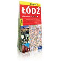 Przewodniki turystyczne, Łódź see you! in... papierowy plan miasta - Praca zbiorowa (opr. broszurowa)