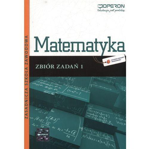 Matematyka, Matematyka 1 Zbiór zadań (opr. miękka)