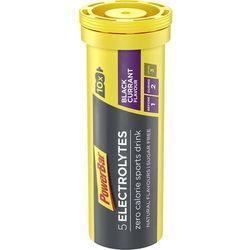 PowerBar 5 Electrolytes Żywność dla sportowców Black Currant 10 Tabs 2019 Drinki izotoniczne