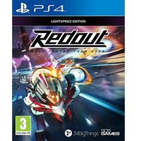 Gry na PlayStation 4, Redout (PS4)