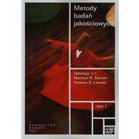 Biblioteka biznesu, Metody badań jakościowych Tom 1 (opr. miękka)