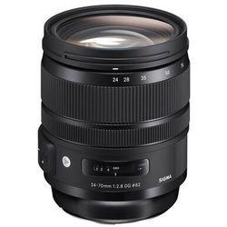 Sigma obiektyw A 24-70/2.8 A DG OS HSM Nikon