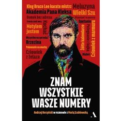 Znam wszystkie Wasze numery - Korzyński Andrzej, Szablowska Maria (opr. twarda)