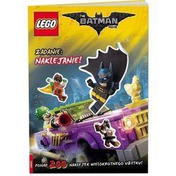 Lego Batman Movie. Zadanie: naklejanie! (opr. miękka)