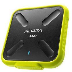 Dysk ADATA SD700 1TB Żółty