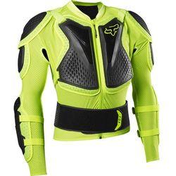 Fox Titan Sport Zbroja Mężczyźni, fluorescent yellow XL 2020 Ochraniacze pleców
