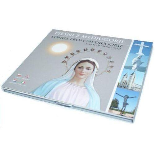 Muzyka religijna, Pieśni z Medjugorje - CD