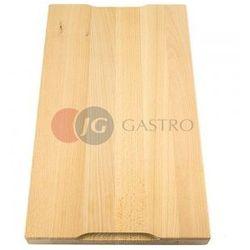 Deska drewniana 400x300x40 mm 344400