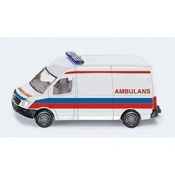 Van Ambulans. Darmowy odbiór w niemal 100 księgarniach!
