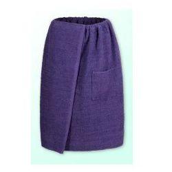 Sauna kilt ręcznik purpura 100% bawełna damski 70*140