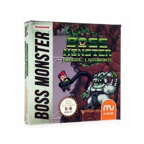 Pozostałe artykuły szkolne, Dodatek 2 Boss Monster - Twarde lądowanie