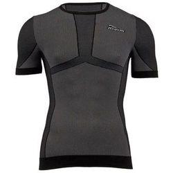 ROGELLI CHASE 070.004 - bielizna termoaktywna - męska koszulka - kolor: Czarny