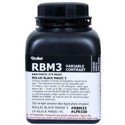 Rollei Film RBM3 emulsja multigrade
