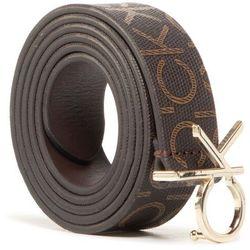 Calvin Klein Pasek Damski Fixed Buckle Belt 30Mm K60K607334 Brązowy ZAPISZ SIĘ DO NASZEGO NEWSLETTERA, A OTRZYMASZ VOUCHER Z 15% ZNIŻKĄ