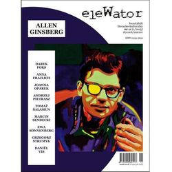 eleWator 11 (1/2015) - Allen Ginsberg. Darmowy odbiór w niemal 100 księgarniach!