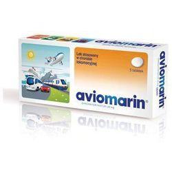 AVIOMARIN 0,05 x 10 tabletek - 10 tabletek