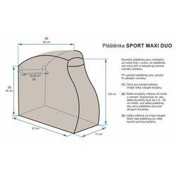 Emitex osłona przeciwdeszczowa Sport Maxi Duo - BEZPŁATNY ODBIÓR: WROCŁAW!