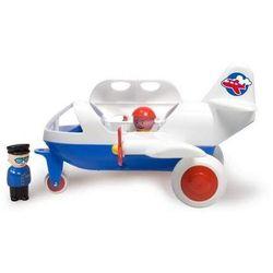 VIKING Samolot Pasażersk i + 2 Figurki