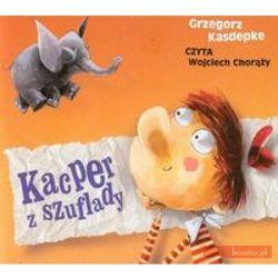 Kacper z szuflady (audiobook CD) (opr. kartonowa)