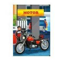 Literatura młodzieżowa, Motor (opr. kartonowa)