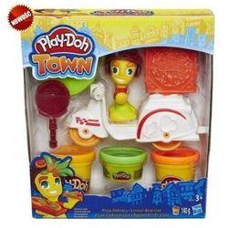 Play-Doh Town Mini pojazd policyjny