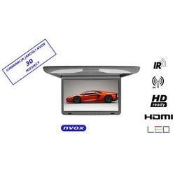 "NVOX RF1538 IR FM HDMI BE Monitor podwieszany podsufitowy LCD 15"" cali LED HD READY HDMI IR FM"