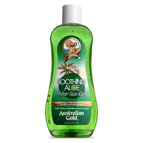 Kosmetyki po opalaniu, Australian Gold Soothing Aloe After Sun | Żel po opalaniu 237ml