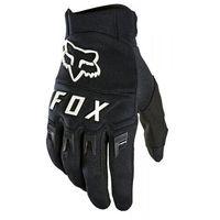 Rękawice motocyklowe, Fox rękawice off-road dirtpaw black/white