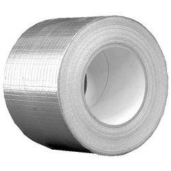 Taśma aluminiowa zbrojona TALE 50-50 do Wentylacji, Rekuperacji oraz Izolacji Szerokość 50mm i 100mm Szerokość L [mm]: 100mm