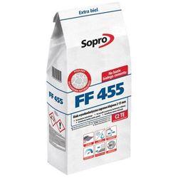 Klej elastyczny do mozaiki Sopro FF455 5 kg biały