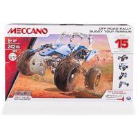 Kreatywne dla dzieci, Meccano Core - MULTI zestaw 15 modeli - pojazd ter