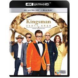 Kingsman: Złoty krąg 4K (2BD)