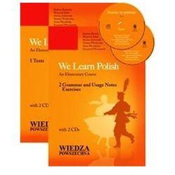 We Learn Polish 1-2. Pakiet: 2 Podręczniki + CD
