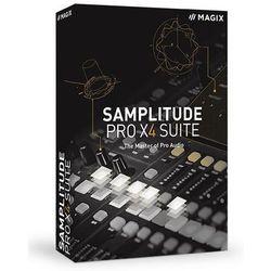Samplitude Pro X4 Suite (Aktualizacja z wcześniejszych wersji) - ESD - cyfrowa - Certyfikaty Rzetelna Firma i Adobe Gold Reseller