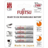 Akumulatorki, 4 x akumulatorki Fujitsu HR-4UTCEX R03/AAA 800mAh