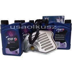 Filtr oraz olej ELF G3 automatycznej skrzyni biegów Mercury Mountaineer -2001
