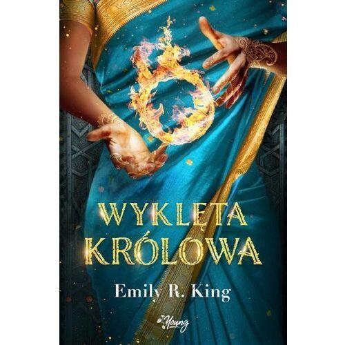 Literatura młodzieżowa, Wyklęta Królowa. Królowa. Tom 3 (opr. miękka)