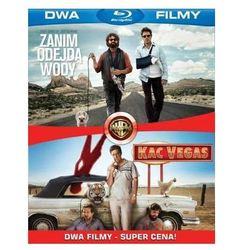 KAC VEGAS/ZANIM ODEJDĄ WODY (2BD) GALAPAGOS Films 7321996309681