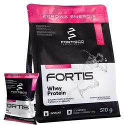 Odżywka białkowa FortisGo Whey Protein 510g - LICZI GRANAT