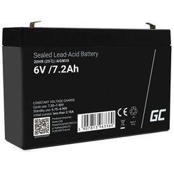 Akumulator GREEN CELL AGM39