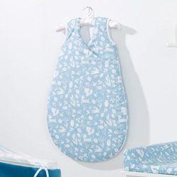 Śpiworek do spania niemowlęcy Bubble - Las Jeansowy