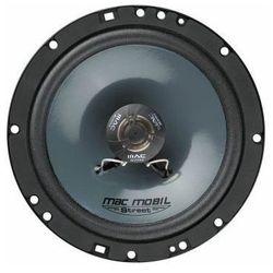 Głośniki samochodowe MAC AUDIO Mac Mobil Street 16.2 180 W Dwudrożny 17 cm DARMOWY TRANSPORT
